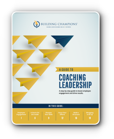 Guide to Coaching Leadership